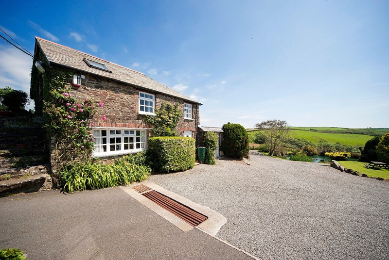 The Coach House, Self catering holiday cottages Bude