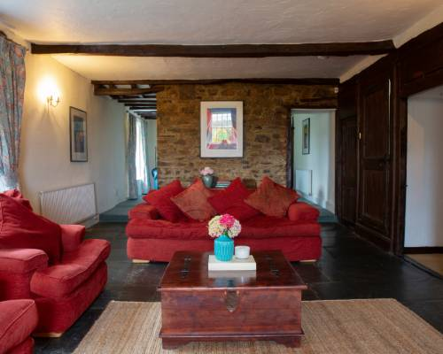 holiday cottage with pool Bude