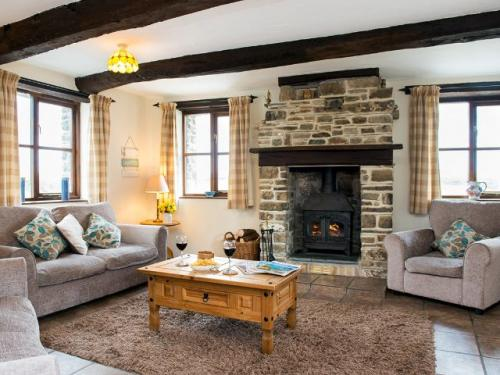 Bluebell Cottage - family holiday cottages with pool Bude, Cornwall